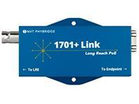 Bild von PHYBRIDGE NV-EC1701PLS-LK 1701+ Link Adapter Ethernet über 2-Draht oder Koaxialkabel 420Mbs PoE+ für 1701+ Base Extender