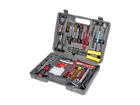 Bild von ROTRONIC Computer Werkzeugkoffer 61 Teile
