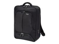 Bild von DICOTA Backpack PRO 12-14.1 Inch Nylon black device max. 340 x 245 x 40 mm