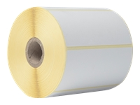 Bild von BROTHER Direct thermal label roll 102x50mm 1050 labels/roll 8 rolls/carton