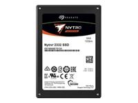 Bild von SEAGATE Nytro 2332 SSD 3.84TB SAS 6,35cm 2,5Zoll ISE