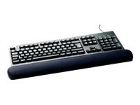 Bild von 3M Handgelenkauflage WR310MB fuer Tastatur 48x7cm schwarz Gel