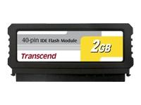 Bild von TRANSCEND 2GB 40P IDE FLASHMODULE SMI(V)Industrie Industie