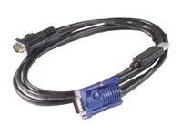 Bild von APC KVM USB Kabel 7,6m