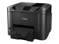 Bild von CANON MAXIFY MB5455 Schwarz A4 MFP Farb Drucker drucken kopieren scannen fax Wlan Lan Cloud-Link