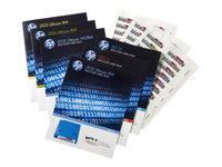 Bild von HPE LTO Ultrium barcode labels 100er-Pack R W