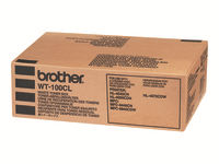 Bild von BROTHER WT-100CL waste toner bottle Standardkapazität 20.000 Seiten 1er-Pack