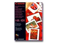 Bild von CANON HR-101 high resolution Papier inkjet 110g/m2 A4 50 Blatt 1er-Pack