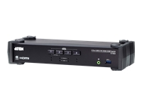 Bild von ATEN CS1824 4-Port USB 3.0 HDMI KVM Switch