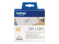 Bild von BROTHER P-Touch DK-11201 die-cut standard address label 29x90mm 400 labels