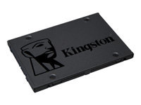 Bild von KINGSTON 480GB SSDNow A400 SATA3 6Gb/s 6,4cm 2,5Zoll 7mm height / up to 500MB/s Read and 450MB/s Write