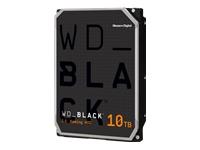 Bild von WD Desktop Black 10TB HDD 7200rpm 6Gb/s serial ATA sATA 256MB cache 8,9cm 3,5Zoll intern RoHS compliant Bulk