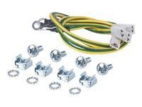 Bild von INTELLINET Erdungskit vier Erdungskabel mit Montagekit