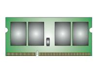 Bild von KINGSTON 2GB 1333MHz DDR3L Non-ECC CL9 SODIMM SR X16 1.35V