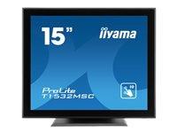 Bild von IIYAMA T1532MSC-B5AG Display 38,1cm 15Zoll