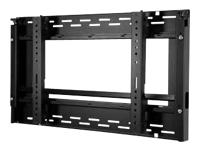 Bild von NEC Slim Video Wandhalterung single installation fuer 116,84cm 46Zoll und 139,7cm 55Zoll XUN/V- P- and XS-Series