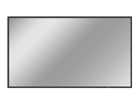 Bild von NEC 139,7cm 55Zoll P-Series LFD 700cd/m2 Edge LED backlight 24/7 proof OPS Slot CM Slot Media Player 4mm mirror glass