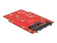 Bild von DELOCK 1.8Z Konverter Micro SATA 16 Pin > M.2 NGFF