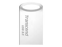 Bild von TRANSCEND 4GB USB 3.1 Pen Drive MLC Silver