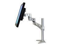 Bild von ERGOTRON Neo-Flex Extend LCD Arm Zwei Ausleger bis 61cm 24Zoll Display bis 9,1kg. VESA 75x75 100x100mm