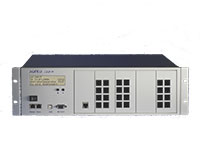 AGFEO AS 200 IT Modulare TK-Anlage im 48,3cm 19Zoll Metallgehaeuse 5 Modulsteckplaetze Anlage wird ohne Module ausgeliefert