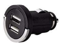HAMA USB Car battery charger CLA 2.1 - Kovera Distribution