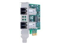 Bild von ALLIED PCI-Express Dual Port Adapter 2x 550m 1000SX LC Connector
