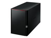 Bild von BUFFALO LinkStation 220DE 2 bays Diskless enclosure