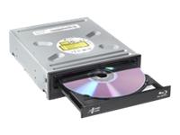 Bild von HLDS BH16NS55 Blu-ray Brenner intern bulk SATA schwarz