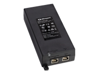 Bild von ALE 1-Port IEEE 802.3at PoE Midspan. Supports 10/100/1000Base-T & 2.5 GigE PoE power 30W 802.3at compliant. Kein power cord inkl.