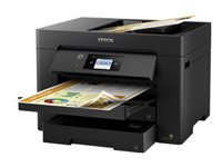 Bild von EPSON WorkForce WF-7830DTWF 22ppm MFP color (P)