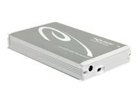Bild von DELOCK Gehaeuse 2,5Z SATA HDD > Thunderbolt silber