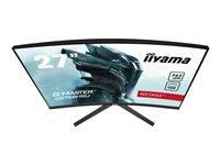 Bild von IIYAMA G2766HSU-B1 68,58cm 27Zoll ETE VA FHD Curved Gaming 1500R 16:9 3000:1 250cd/m2 1ms 2xHDMI