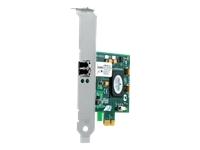 Bild von ALLIED PCI-Express PCIe 1000SX MMF LC connector und 10km single mode optics adapter card