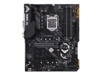 Bild von ASUS Mainboard Intel TUF H370-PRO GAMING WI-FI LGA1151 DDR4 5x USB 3.0 2x USB 2.0 HDMI DP Gb Intel 4x SATA Mini ITX