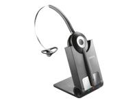 AGFEO Headset 920 inkl. DHSG-Kabel DECT Headset Geh?rschutz Gespr?chszeit max. 8 Stunden Standby max. 36 Stunden