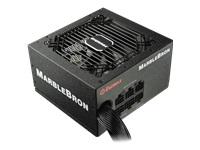 Bild von ENERMAX MARBLEBRON 750W PC Netzteil semi-modular 80Plus Bronze Single Rail +12V ErPLot6