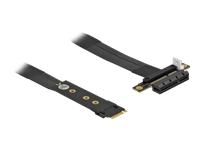 Bild von DELOCK M.2 Key M zu PCIe x4 NVMe Adapter mit 20cm Kabel
