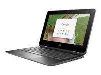 Bild von HP ChromeBook x360 11 G1 EE Intel Celeron N3350 29,46cm 11,6Zoll HD BV Touch + Digitizer 8GB 64GB/eMMC WLAN BT Chrome64 1J. Gar.(DE)