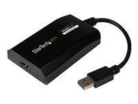 Bild von STARTECH.COM USB 3.0 auf HDMI Adapter / Konverter - Externe Monitor Grafikkarte für Mac und PC - DisplayLink Zertifiziert - HD 1
