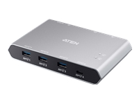 Bild von ATEN US3342 2x4 USB-C Gen2 Freigabeschalter