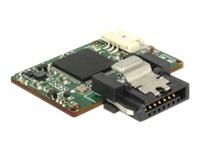 Bild von DELOCK SATA 6 Gb/s DOM Modul 128 GB MLC SATA Pin 8 power 40deg-85deg