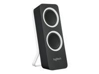 Bild von LOGITECH Z200 Speaker 2.0 10Watt Midnight Black