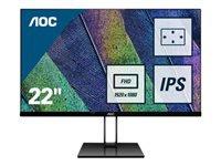 Bild von AOC 22V2Q 55,88cm 22Zoll Display