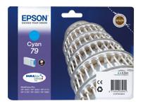 EPSON SP CYAN 79 DURABRITE - Musteet, paperit ja väripatruunat - 8715946535951 - 1