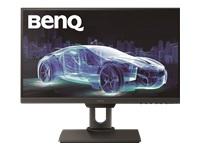 Bild von BENQ PD2500Q 63,50cm 25Zoll Wide LED Display WQHD 2560x1440 16:9 20Mio:1 350cd/m2 4ms HDMI DP 4x USB 2x 2 Watt TCO 7.0 schwarz (P)