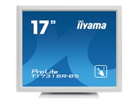 Bild von IIYAMA ProLite T1731SR-W5 43cm 17Zoll LCD 5:4 Resistive Touch Screen LED 1280 x 1024 Built-In Power AdapterHDMI