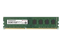 Bild von TRANSCEND 2GB JM DDR3 1600MHz U-DIMM 2Rx8 128Mx8 CL11 1.5V