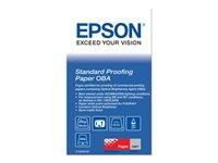 Bild von EPSON Stand Proof Pap OBA 17 x 30.5 m