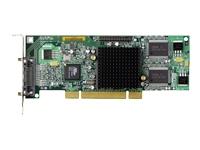 Bild von MATROX Millenium G550 PCI 32MB DDR DualHead VGA LP ATX-Bracket RoHS